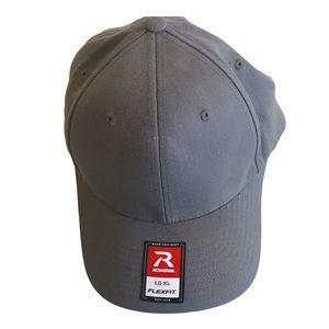 Richardson Flexfit Gray Hat Size L / XL